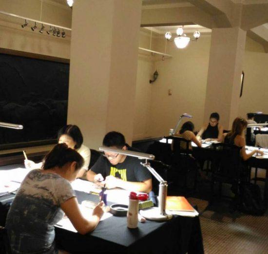 汲古生新─書法研習班