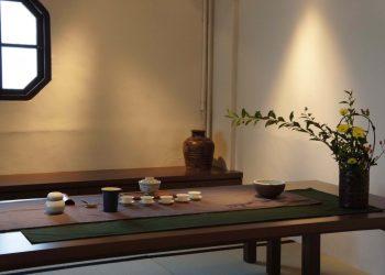 望月茶坊 (tea house)